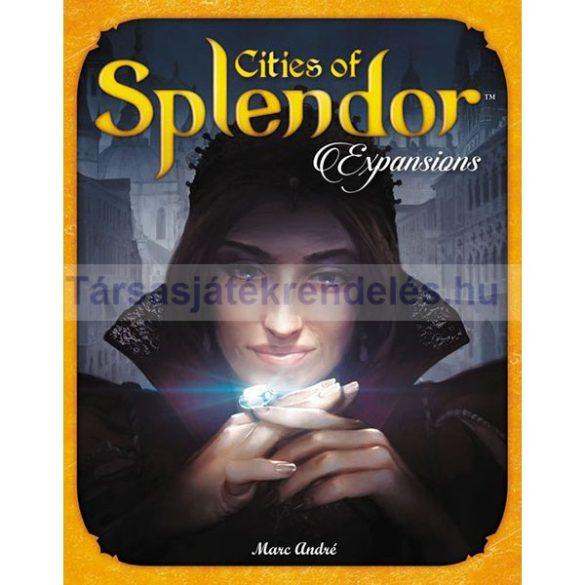 Splendor - Cities of Splendor kiegészítő társasjáték - angol nyelvű