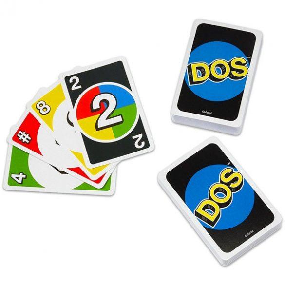 DOS kártyajáték Mattel