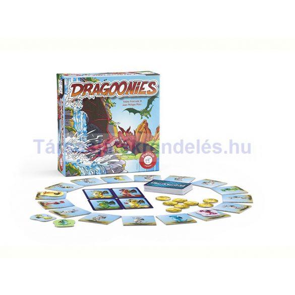 Dragoonies társasjáték - Piatnik
