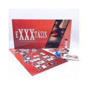 Exxxtázis társasjáték felnőtteknek