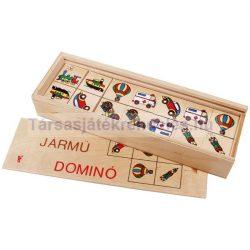Fa dominó jármű 2 (0144)