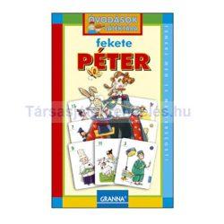 Óvodások játéktára Fekete Péter társasjáték - Granna 03047