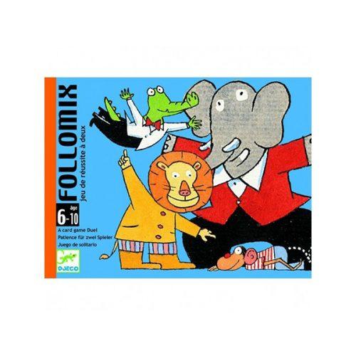 Follomix kártyajáték - Djeco