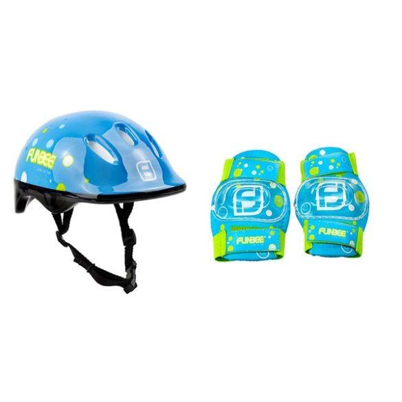 Funbee - Védőfelszerelés - kék - S méret