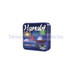Hanabi kártyajáték - fémdobozos magyar kiadás Abacus