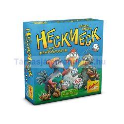 Heckmeck - Kac kac kukac társasjáték - német nyelvű