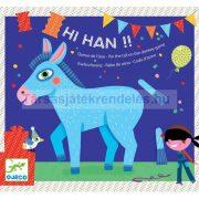 Hi Han! - Szamár farka társasjáték - Djeco