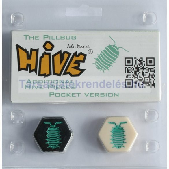 Hive Pocket társasjáték - Pincebogár kiegészítő