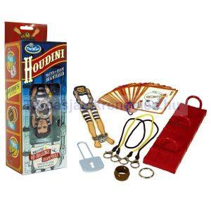 Houdini ördöglakat logikai játék - Thinkfun