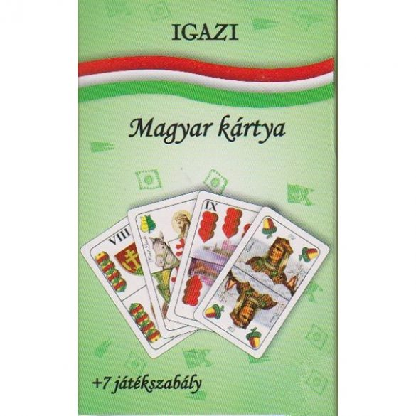 Igazi magyar kártya