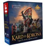 Kard és Korona társasjáték - második kiadás