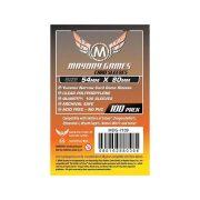 Mayday Yucatan keskeny kártyavédő 54 x 80 mm - 100 db-os (MDG-7109)