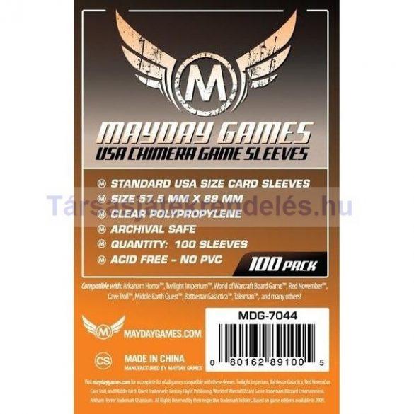 Mayday kártyavédő US Chimera 57,5 x 89 mm - 100 db (MDG-7044)