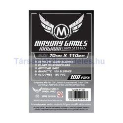 Mayday Games Magnum kártyavédő 70 x 110 mm - 100 db-os (MDG-7103)