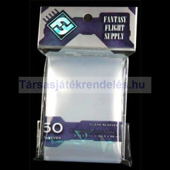 FFG Standard kártyavédő 63,5 x 88 mm - 50 db-os