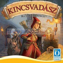 Kincsvadász társasjáték - Queen Games