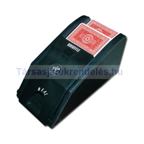 Piatnik Kártyaosztó doboz belső kártyakeverővel