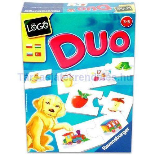 Ravensburger Logo Duo párkereső társasjáték