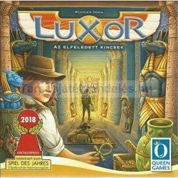 Luxor társasjáték - Queen Games