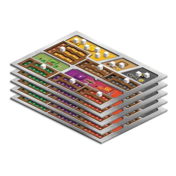 Csúszásmentes játékostáblák - Mars Terraformálása játékhoz