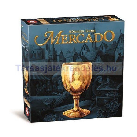 Mercado társasjáték - Piatnik