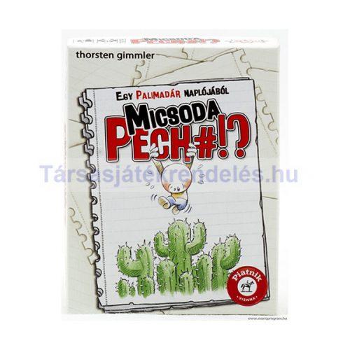 Micsoda Pech!?  kártyajáték - Piatnik
