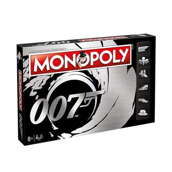 Monopoly James Bond 007 társasjáték - Hasbro - angol nyelvű