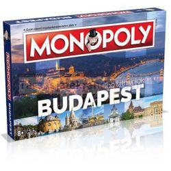 Monopoly Budapest - Top látnivalók társasjáték - Hasbro
