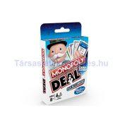 Monopoly Deal kártyajáték - Keverj, rabolj, nevess