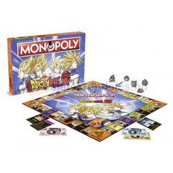 Monopoly Dragon Ball Z társasjáték - angol nyelvű