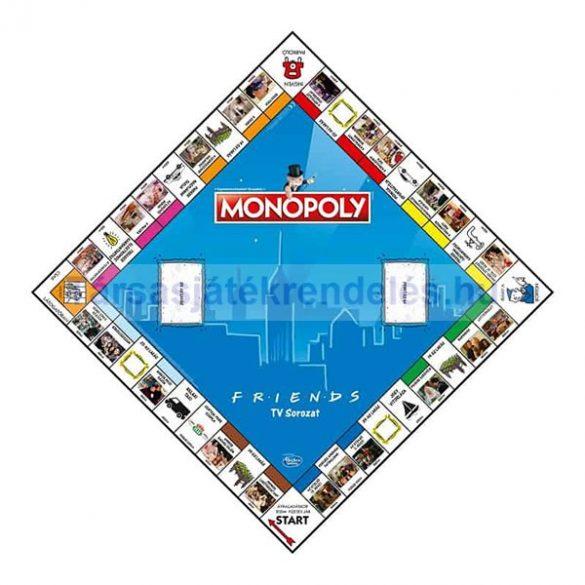 Monopoly Jóbarátok társasjáték