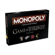 Monopoly - Trónok Harca társasjáték