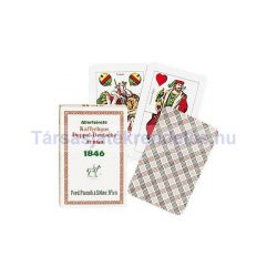 Nagy méretű magyar kártya - Piatnik