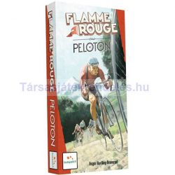 Flamme Rouge Peloton kiegészítő - angol nyelvű