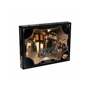 Puzzle 500 db-os - Legendás állatok és megfigyelésük - Winning Moves 33091