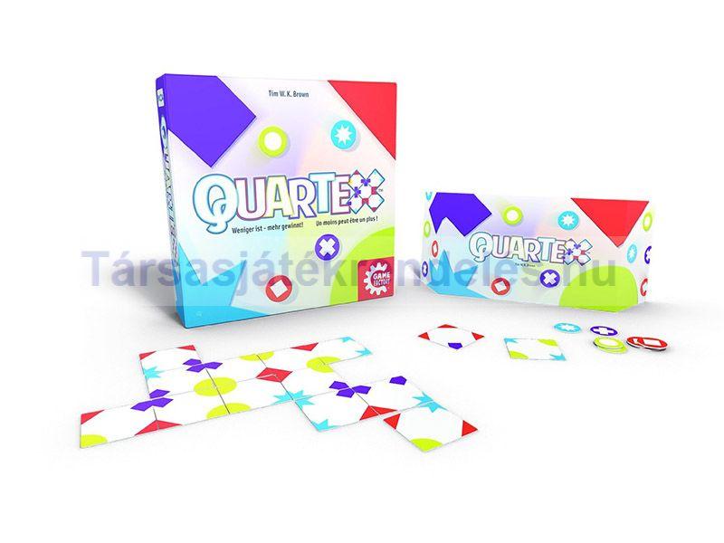 Quartex társasjáték Piatnik