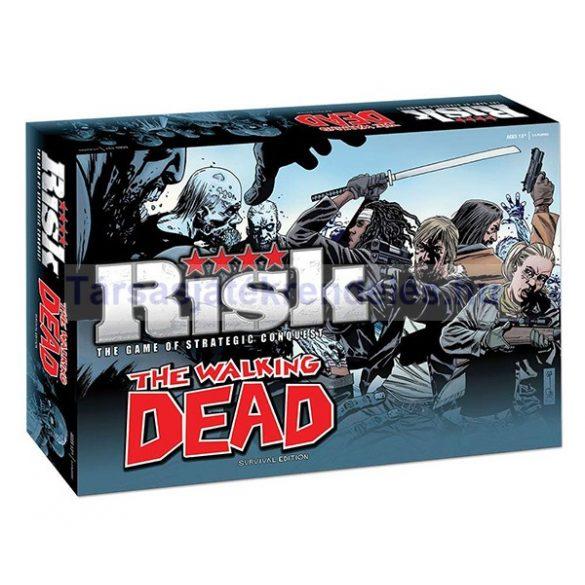 Rizikó - The Walking Dead angol nyelvű társasjáték