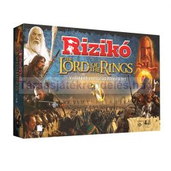 Rizikó: Gyűrűk Ura társasjáték