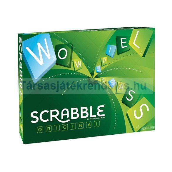 Német nyelvű Scrabble Original társasjáték