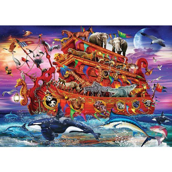 ART 260 db-os Puzzle - Noah's Ark - 5024 - SÉRÜLT DOBOZOS