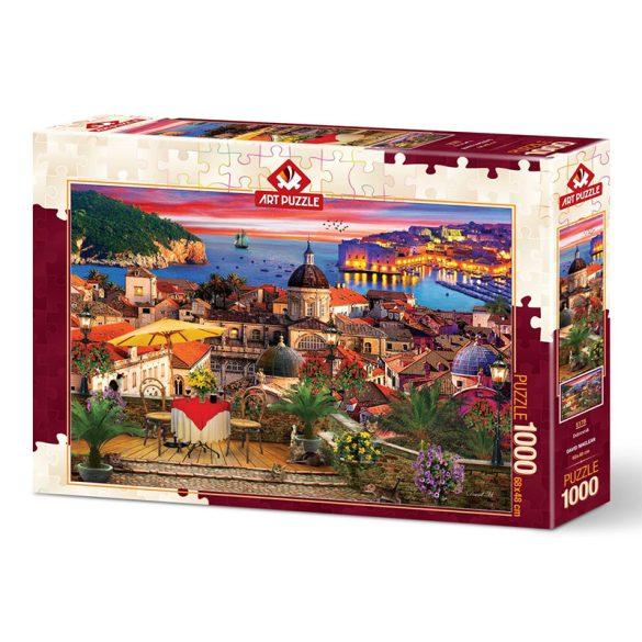ART 1000 db-os Puzzle - Dubrovnik - 5178 - SÉRÜLT DOBOZOS