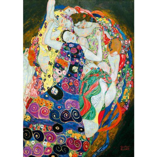 Art by Bluebird 1000 db-os puzzle - Gustave Klimt: The Maiden, 1913 - 60070 - SÉRÜLT DOBOZOS