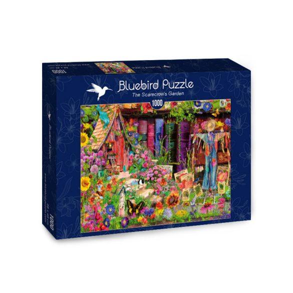 Bluebird 1000 db-os Puzzle - The Scarecrow's Garden - 70238 SÉRÜLT DOBOZOS