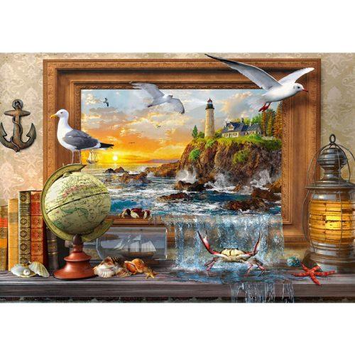 Bluebird 1000 db-os Puzzle - Marine to Life - 70346 - SÉRÜLT DOBOZOS