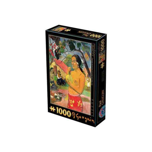 D-Toys 1000 db-os puzzle - Gauguin Paul: Eu haere ia oe - 69894 SÉRÜLT DOBOZOS