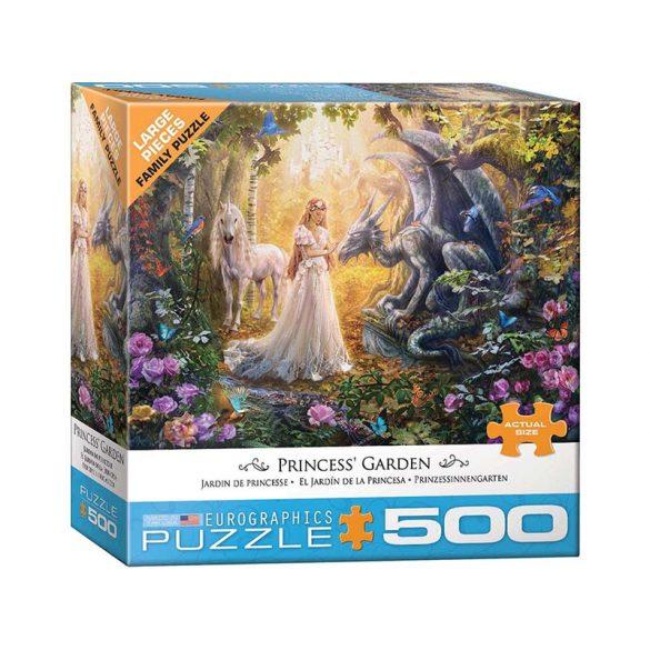 Eurographics 500 db-os puzzle - XXL Pieces - Princess