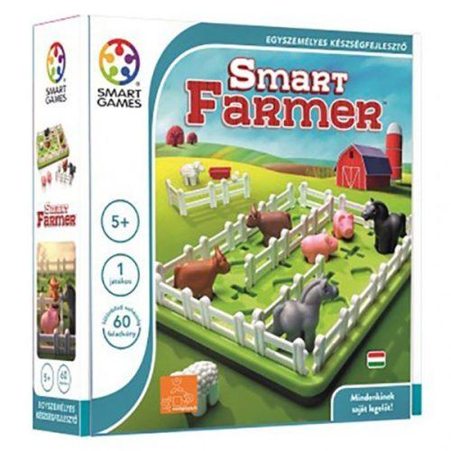 Smart Farmer társasjáték - Smart Games SÉRÜLT DOBOZOS