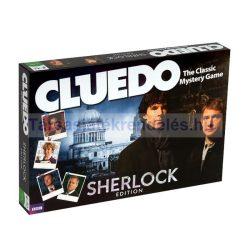 Sherlock Cluedo társasjáték - Angol nyelvű