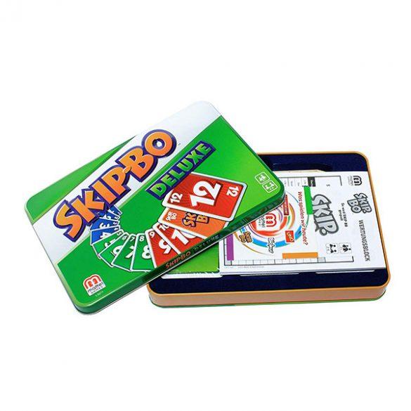 Skip-Bo Deluxe kártyajáték - német nyelvű