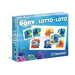 Szenilla Nyomában lottó társasjáték - Clementoni